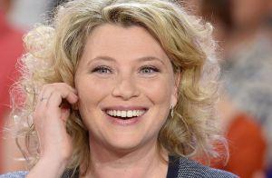 Cécile Bois (Candice Renoir), plus épanouie que jamais :
