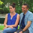"""Sébastien et Charlotte - """"L'amour est dans le pré 2016"""", première partie du bilan sur M6. Le 24 octobre 2016."""