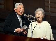 Akihito du Japon : Affluence record pour les voeux de l'empereur déclinant