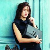 Adèle Exarchopoulos : Rentrée stylée en égérie de Louis Vuitton