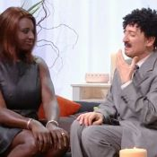 Karine Le Marchand parodiée par Ahmed Sylla dans le SNL : Sa réaction !