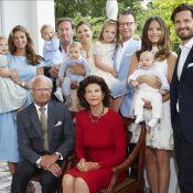 Famille royale de Suède : Les bébés à l'honneur pour entamer 2017