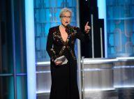 Meryl Streep aux Golden Globes : Le monde entier l'applaudit... sauf Donald Trump