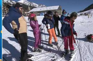 TPMP au ski : Chutes en série dans les premières images !