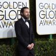 """""""Casey Affleck - La 74ème cérémonie annuelle des Golden Globe Awards à Beverly Hills, le 8 janvier 2017.08/01/2017 - Beverly Hills"""""""
