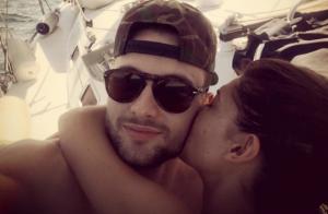 Bastien (Secret Story 10) totalement nu sur Instagram, sa chérie Mélanie topless