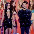 Selena Gomez et The Weeknd au défilé Victoria's Secret à New York le 10 novembre 2015