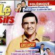 """Magaziné """"Télé Loisirs"""" en kiosques le 16 janvier 2017."""