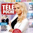 """Magaziné """"Télé Poche"""" en kiosques le 16 janvier 2017."""