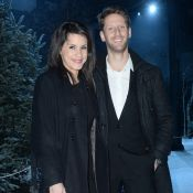 Romain Grosjean et sa femme Marion : Duo complice à la Fashion Week de Milan