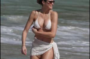 PHOTOS : Stéphanie Seymour en bikini... quel corps de rêve !