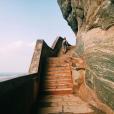 Laure Manaudou en vacances au Sri Lanka. Photo postée sur Instagram en janvier 2017.