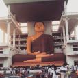 Jérémy Frérot en vacances au Sri Lanka. Photo postée sur Instagram en janvier 2017.