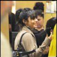Vanessa Hudgens fait son shopping accompagnée de son chéri Zac Efron 22/12/2008