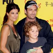 Luke Perry (Beverly Hills) : Son adorable fils Jack est devenu catcheur !