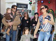 PHOTOS : David Charvet et sa chérie Brooke Burke... leurs enfants sont top a-do-rables !