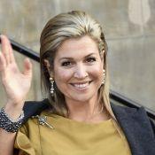 Maxima des Pays-Bas : Coup double coloré pour lancer son année 2017