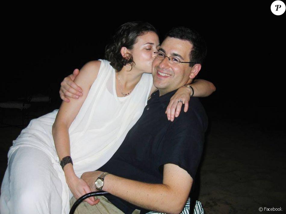 Sheryl Sandberg et Dave Goldberg, sur Facebook.