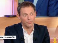 """Marc-Olivier Fogiel très touché par le tsunami : """"Le retour a été compliqué"""""""