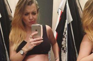 Alexia (Secret Story 7) enceinte de 6 mois : Le nombre de kilos qu'elle a pris...