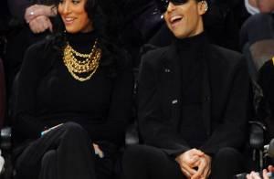 PHOTOS : Le chanteur Prince et sa magnifique femme ont passé un Noël... sportif !