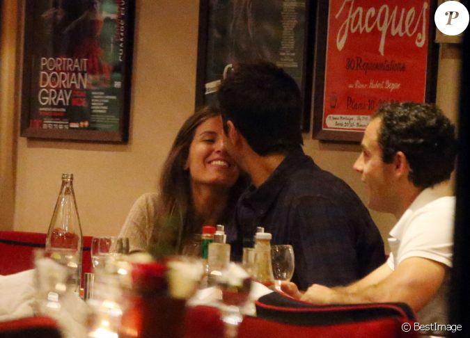 Exclusif le tennisman fernando verdasco et sa compagne for Diner avec des amis