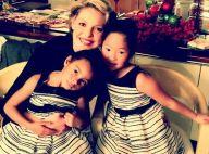 Katherine Heigl: Comment elle a préparé ses filles adoptives à l'arrivée de bébé