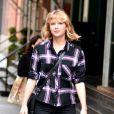 Taylor Swift quitte son appartement de Tribeca à New York City, New York, Etats-Unis, le 28 septembre 2016