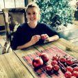 Katherine Heigl se prépare pour les fêtes de Noël. Instagram, décembre 2016
