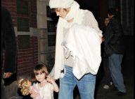 PHOTOS : L'adorable Suri Cruise et sa maman Katie Holmes... de vraies gravures de mode !