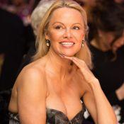 Pamela Anderson décolletée, Denitsa Ikonomova élégante pour un bel anniversaire