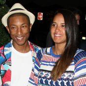 Pharrell Williams papa : Sa femme, Helen, a accouché de triplés