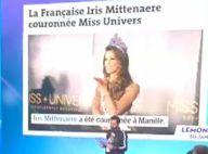 Iris Mittenaere : Salaire, cadeaux... la Miss Univers 2016 gâtée !
