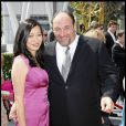 James Gandolfini (des Sopranos) et sa femme