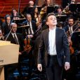 Semi-exclusif - Thomas Ospital -24ème Victoires de la musique classique à Radio France à Paris le 1er février 2017. © Cyril Moreau - Veeren Ramsamy / Bestimage