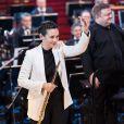 Semi-exclusif - Magali Mosnier, Mikko Franck -24ème Victoires de la musique classique à Radio France à Paris le 1er février 2017. © Cyril Moreau - Veeren Ramsamy / Bestimage