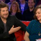"""Guillaume Canet et Marion Cotillard : Leur fils Marcel dans """"Rock'n Roll"""" ?"""