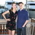 Maggie Grace, Jason Ritter à la 17ème journée annuelle du Festival du Film Newport Beach au club Balboa Bay and resort à Newport Beach, le 23 avril 2016