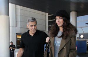 George Clooney, 55 ans, bientôt papa : Amal est bien enceinte de jumeaux !