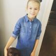 Maddie Aldridge, la nièce de 8 ans de Britney Spears, victime d'un grave accident de quad le 5 février 2017.