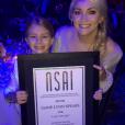 Jamie Lynn Spears pose avec sa fille Maddie. Photo postée sur la page Instagram de Jamie Watson.