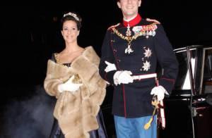 PHOTOS : Les princesses Marie et Mary de Danemark réunies et en grande tenue pour le réveillon de la famille danoise !