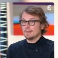 Lorànt Deutsch critique Nicole Kidman et la chirurgie esthétique - Séquence diffusée dans l'émission Thé ou Café, ce dimanche 12 février 2017