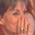 """Gilles Verdez demande Fatou en mariage, les chroniqueurs en larmes. """"TPMP ! La Grande régalade spéciale St Babalentin. Le 10 février 2017 sur C8."""