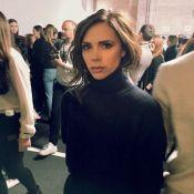 Fashion Week : Victoria Beckham, soutenue par son mari David et leurs enfants