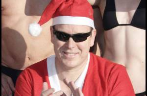 PHOTOS : Le Prince Albert II de Monaco, frise le ridicule... mais pour la bonne cause !