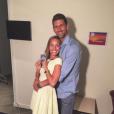 Novak Djokovic et sa femme Jelena (ici avant de rencontrer Enrique Iglesias, dont madame semble fan !), parents d'un petit Stefan né en octobre 2014, attendraient leur 2e enfant pour le mois d'août 2017 selon le tabloïd serbe  Blic . Photo Instagram 2016.