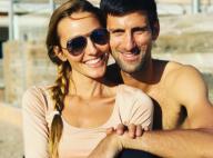 Novak Djokovic : Sa femme Jelena enceinte de leur 2e enfant !
