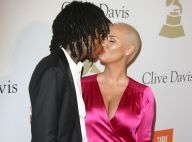 "Amber Rose justifie son baiser avec son ex Wiz Khalifa : ""On est une famille"""