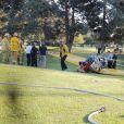 Harrison Ford a été blessé quand le petit avion biplace dans lequel il se trouvait s'est écrasé sur un parcours de golf dans les environs de Los Angeles le 5 mars 2015